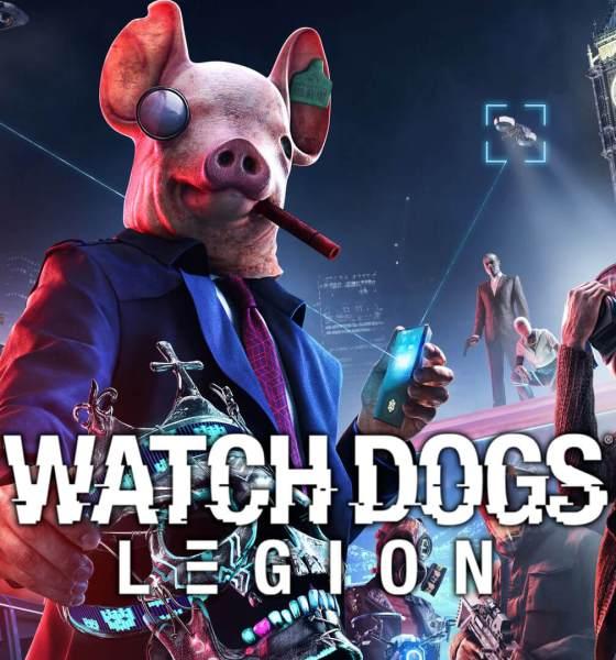 Watch Dogs Legion da Ubisoft, está previsto chegar ao mercado ainda este ano para PC, Stadia, PS4, PS5, Xbox One e Xbox Series X.