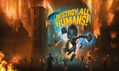 Destroy All Humans! Remake será lançado a 28 de julho para PC, PS4, Xbox One, e Stadia, mas se o quiser experimentar, pode encontrar uma demo no Steam.