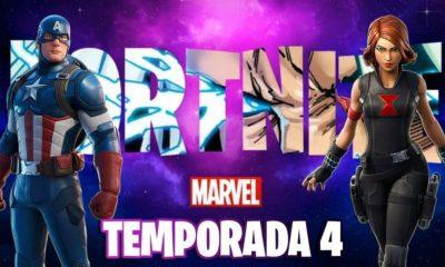 A 4ª temporada de Fortnite foi lançada junto com uma série de novos conteúdos, como suas novas armas e as habilidades de super-heróis.