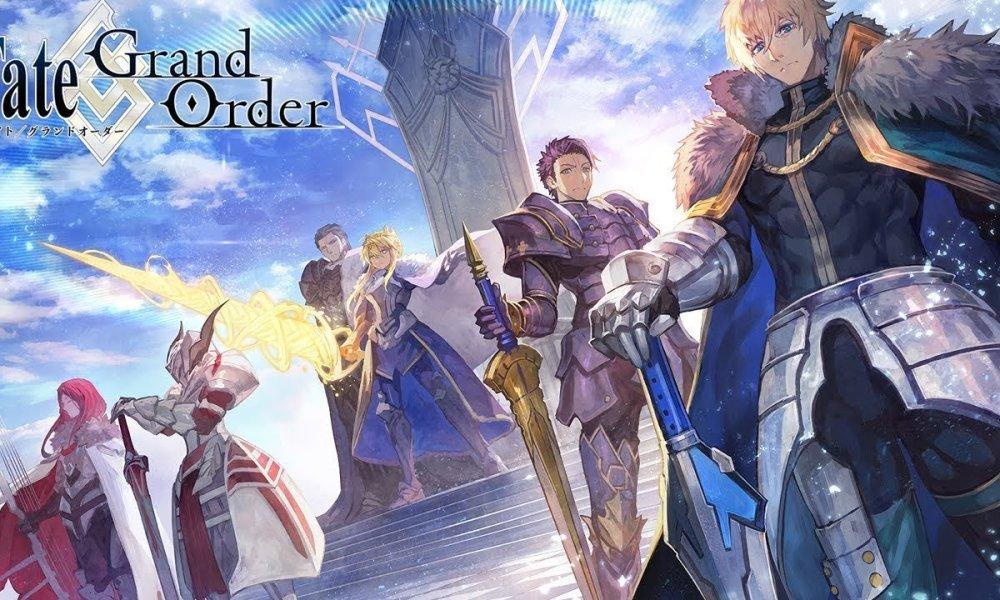 Como celebração do quinto aniversário da franquia Fate/Grand Order, um trailer do próximo filme Fate/Grand Order: Camelot foi divulgado.