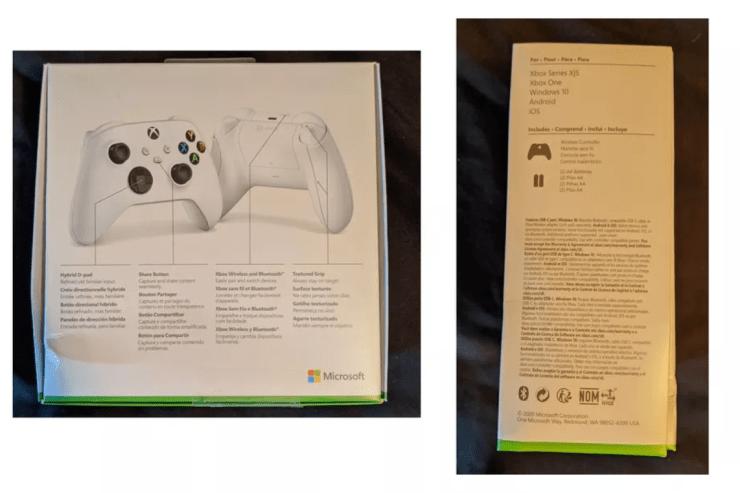 Na descrição do produto é possivel notar que o Xbox Series S é compatível com este controle.