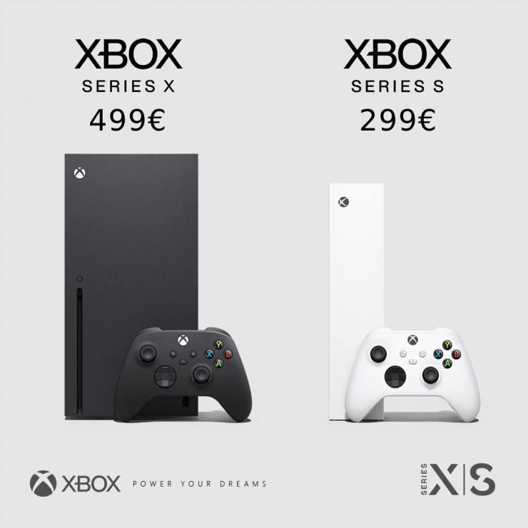 Ao contrário do PlayStation 5, o Xbox Series X e S já tiveram os seus preços divulgados oficialmente.