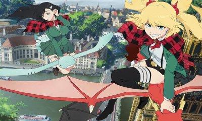 O filme anime de Burn the Witch será lançado no Brasil pela Crunchyroll, com estreia marcada para o dia 2 de outubro.