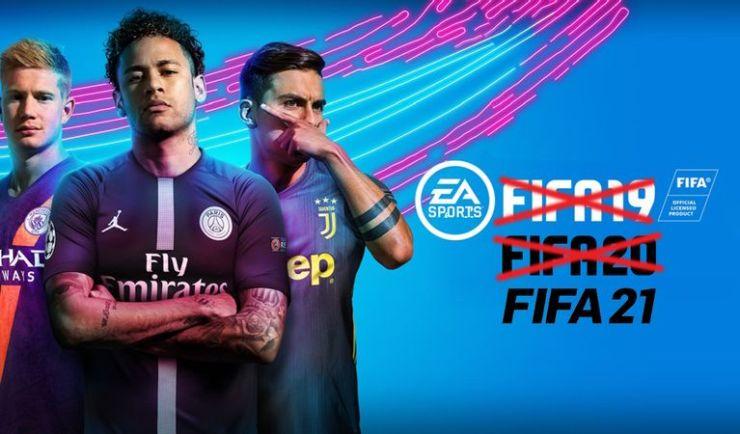 O FIFA 21 no Nintendo Switch é a mesma versão dos 2 últimos jogos.
