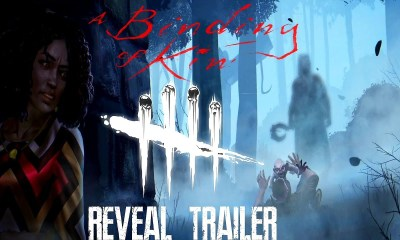 Dead by Daylight irá adicionar um novo Sobrevivente e um novo Assassino que foram apresentados em um trailer não publicado.