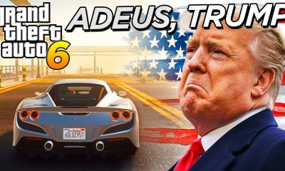 GTA 6 Sem Trump, jogo pode ser anunciado a qualquer momento