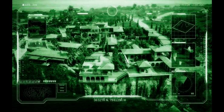 Esta grande moradia lembra Breaking Bad, Better Call Saul e o cartel dos Juárez.