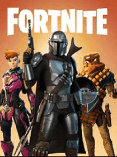 Fortnite X The Mandalorian