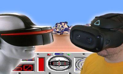 Um projeto Sega inédito de quase 30 anos atrás recebeu uma segunda chance graças a Video Game History Foundation, sendo este o Sega VR.