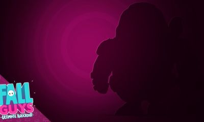 Fall Guys postou uma silhueta de sua próxima nova skin de Doomguy, mas o braço dessa skin parece um pouco com outra coisa.