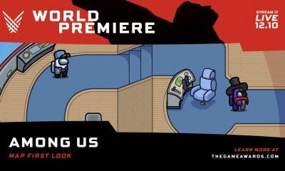 Faltando uma semana para o The Game Awards, Geoff Keighley anuncia que o tão aguardado novo mapa de Among Us será revelado no evento.