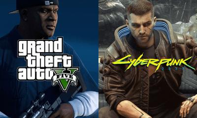 Cyberpunk 2077 é um dos grandes lançamentos de 2020, com isso em mente, muitos acham que ele pode finalmente superar o grande GTA 5.