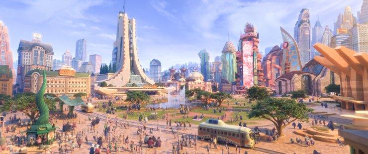 A série de zootopia promete explorar muito mais o universo do filme de 2016.