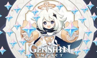 Durante essa semana, por um tempo limitado, os jogadores do Genshin Impact têm a chance de obter 800 Primogemas grátis.