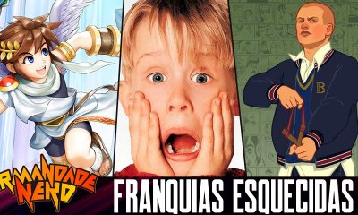 Franquias esquecidas: onde está minha sequência?! | IN #48