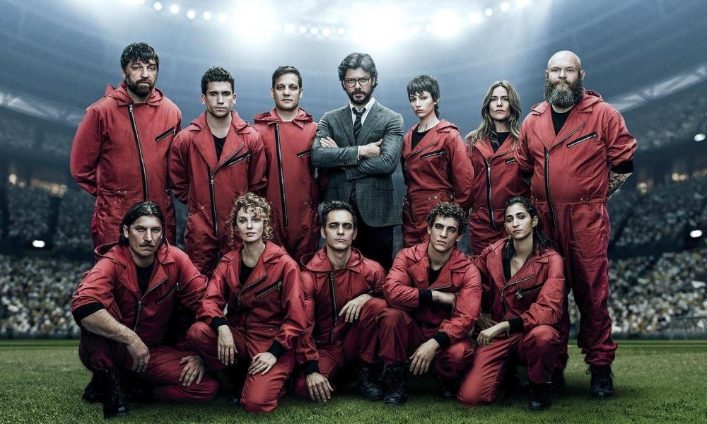 """Os personagens de """"La Casa de Papel"""" tem vindo a aumentar ao longo das temporadas, ao que parece, vamos conhecer novos rostos."""
