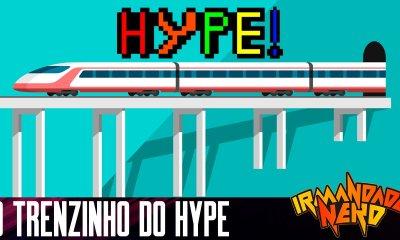 O trem do hype: controle suas expectativas | IN 52