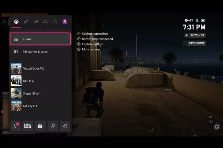 Novo recurso FPS Boost para Xbox Series X e S.