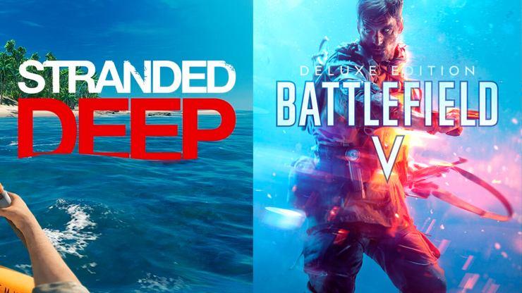 Stranded Deep e Battlefield 5 podem ser os jogos gratuitos para PS4 e PlayStation 5 da PS Plus!