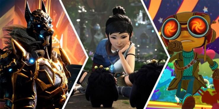 Destaques para PlayStation 4 e PS5 em Agosto de 2021.
