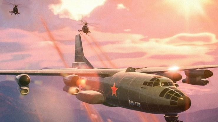 O Bombushka Run Adversary Mode não está mais disponível no GTA Online.