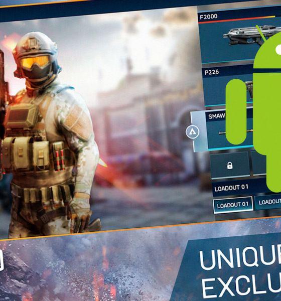 Battlefield Mobile acaba de receber as primeiras informações e imagens, graças à sua listagem na Google Play Store.