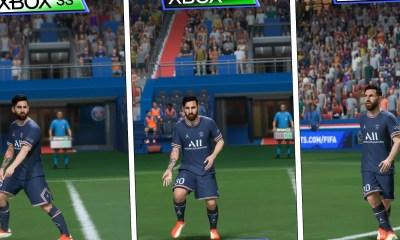 O conhecido canal ElAnalistaDeBits publicou uma série de vídeos mostrando diversos aspetos gráficos de FIFA 22, nas plataformas onde o jogo já está disponível.