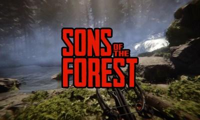 Um rumor sobre a sequência de The Forest, Sons of the Forest, fala que a data de lançamento do jogo está bem próxima, chegando em Outubro.