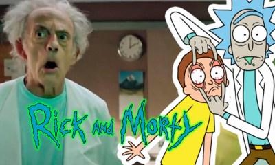 No Instagram da [Adult Swim], foram postados 3 vídeos de Rick and Morty na sua versão Live Action, quem trazem o Doutor como Rick.