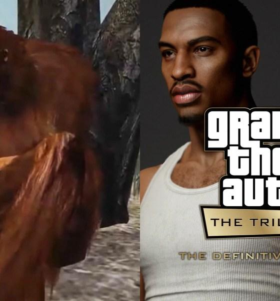 GTA Trilogy (Grand Theft Auto San Andreas – Definitive Edition) ainda não foi lançado e já foram descobertos os primeiros easter eggs da trilogia nas conquistas.