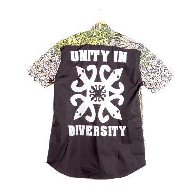 African print shirt VDLSO1