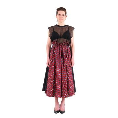 African prints skirt VDCG17