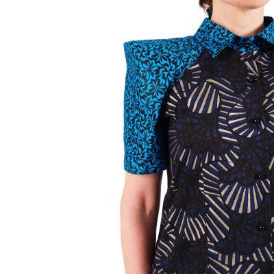 African prints shirt VDRBT23