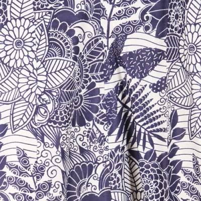 African Dress drawstring VDSD11