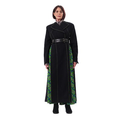 Long Coat Dress JC306
