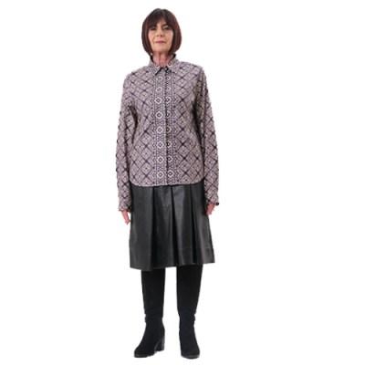 Classic Cotton Shirt SH001-PRLE