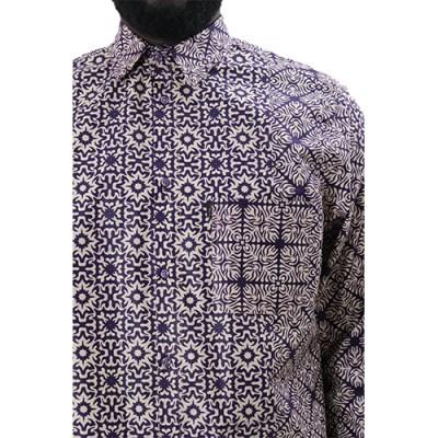 Atade Bema Poplin Cotton Shirt SH011-PRLE1