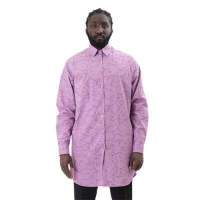 Tenten Poplin Cotton Shirt SH012-PRLE