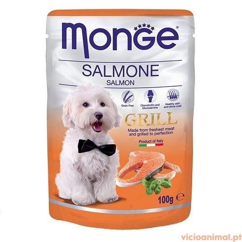 Monge Grill Salmon