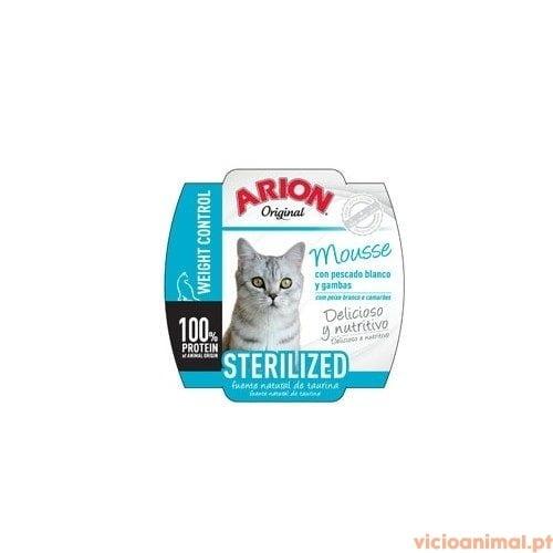 Arion Original Cat Wet Sterilized