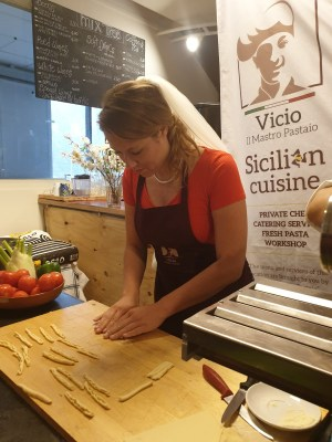 Catering Amsterdam , Our Settember 29 Workshop