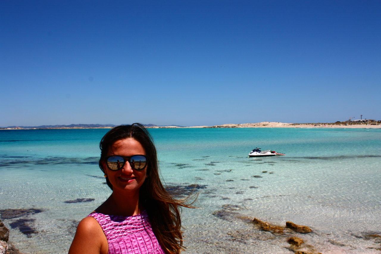 Ilha De Formentera Espanha As Praias Mais Cristalinas