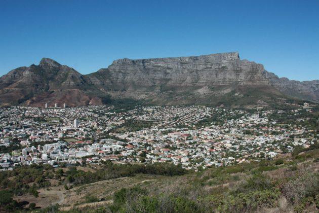 roteiro de viagem pela África do Sul
