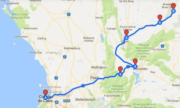 Safari próximo da Cidade do Cabo 4