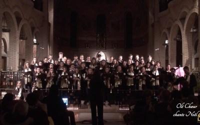 Concert de Noël d'Olé Chœur