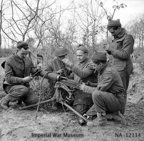 2nd/7th Bn, Middlesex Regiment - Italy, 1944