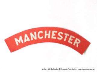 Shoulder-Manchester
