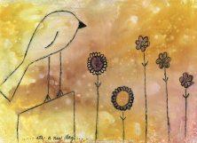 Vick Robinson Art Journal