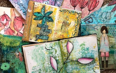 Art Journal Pages – Do They Have a Purpose?