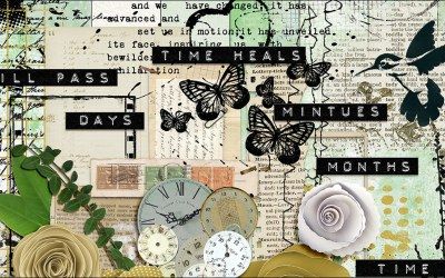 New Release: Time Heals